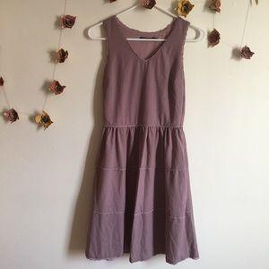 Purple Mini Dress 🌷